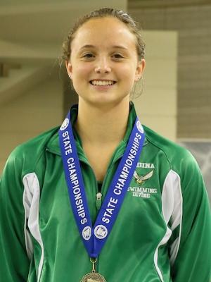 1 Meter Diving     Megan Phillip    Edina