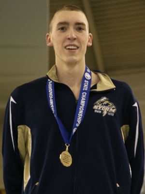200 Freestyle    Jack Dahlgren    Chanhassen   Photo credit:  MN Prep Photo