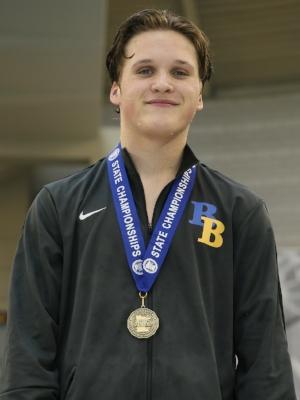 100 Backstroke    Anderson Breazeale    Breck/Blake