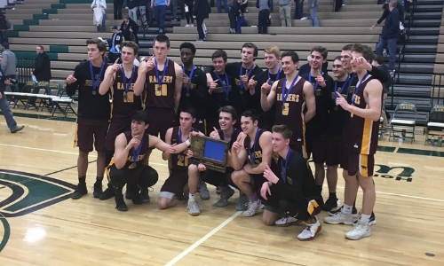 Forest Lake | Section 7AAAA Champion    Roster / Schedule / Results  |  Website  |  Media Guide   Team Twitter |  School Twitter  |  Students Twitter  |  Team FB  |  School FB    Forest Lake Times Story   CSF Result: Forest Lake over Maple Grove 68-60