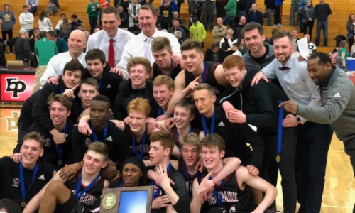 Eden Prairie   | Section 2AAAA Champion    Roster / Schedule / Results  |  Website  |  Media Guide    Team Twitter  |  School Twitter  |  Students Twitter  | Team FB |  School FB    Eden Prairie News Story  |  KSTP TV Video