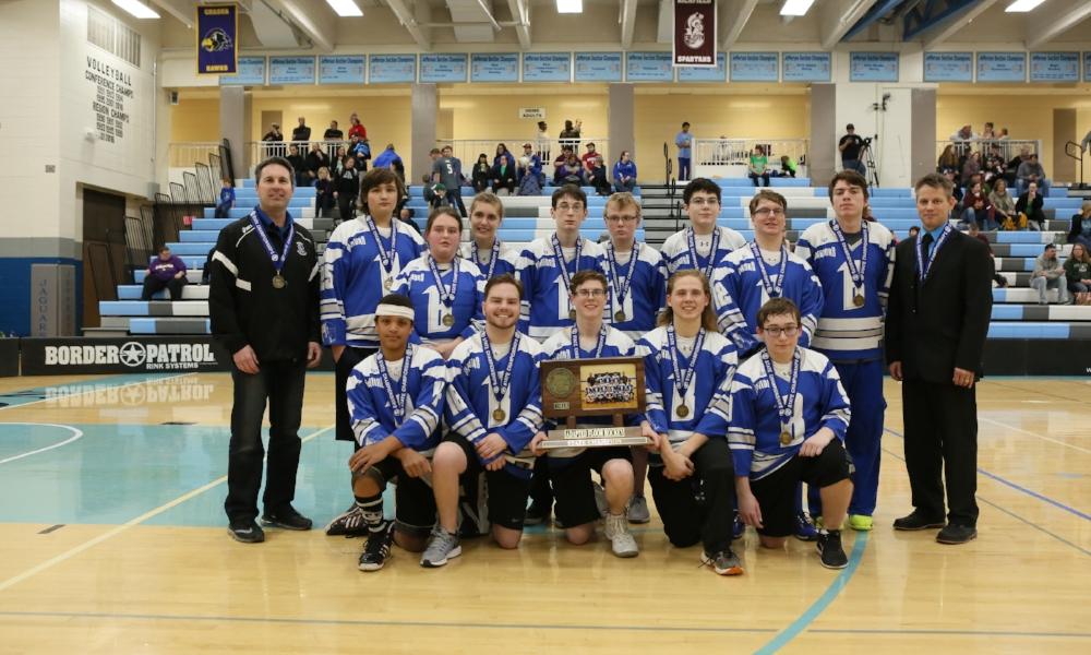Names of team members:   Photo credit:  MN Prep Photo