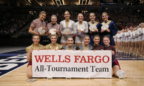 2017-18 Class AA High Kick All-Tournament Team    Names of team Members:    Photo Credit:  MN Prep Photo