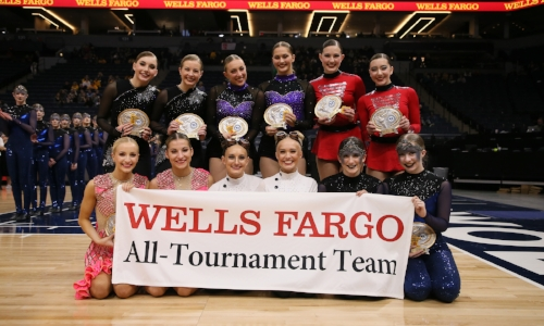 2017-18 Class AAA High Kick All-Tournament Team    Names of team Members:    Photo Credit:  MN Prep Photo
