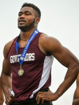 400 Meter Dash    Keylan Jackson    Saint Paul Johnson