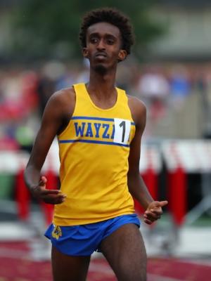 1600 Meter Run    Khalid Hussein    Wayzata