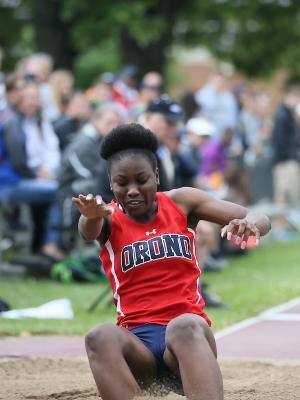 Long Jump    Patricia Mary Johnson    Orono