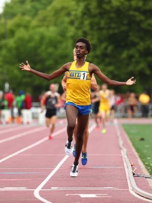 3200 Meter Run      Khalid Hussein    Wayzata