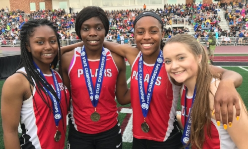 4X100 Meter Relay    North St. Paul    Brianna Bixby, Shaliciah Jones, Jebeh Cooke, J'Ianna Cager