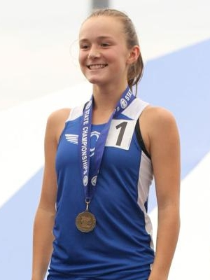 1600 Meter Run    Grace Ping    Cotter