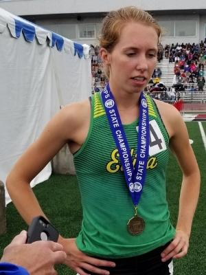 800 Meter Run    Emily Kompelien    Edina