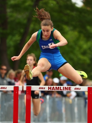 100 Meter Hurdles    Natalie Windels    Eagan