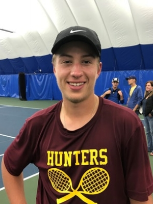 Boys Class A Singles Champion    David D. Bush    Duluth Denfeld