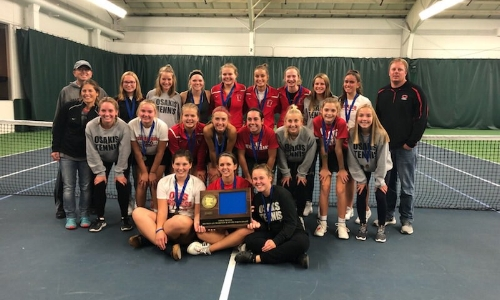 Osakis | Section 6A Champion    Roster / Schedule / Results  | Website | Media Guide   Team Twitter  |  School Twitter  | Students Twitter | Team FB |  School FB    Osakis Review Story
