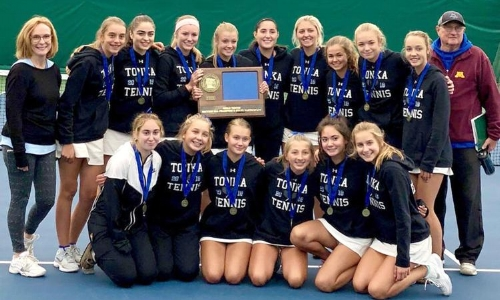 Minnetonka | Section 2AA Champion    Roster / Schedule / Results  |  Website  | Media Guide   Team Twitter  |  School Twitter  |  Students Twitter  | Team FB |  School FB