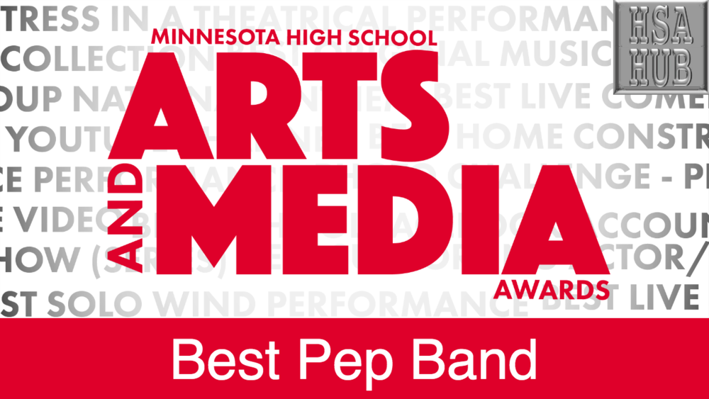 10. Best Pep Band Performance    Rules & Guidelines     Sample Video:   Prior Lake Pep Band