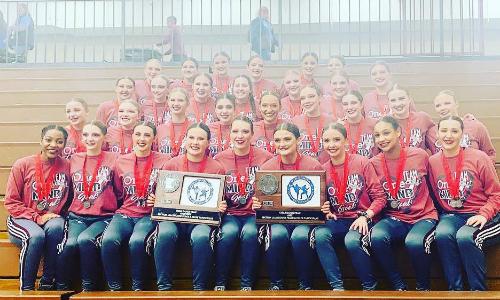 Anoka Twisters  | Section 4AAA Runner-up   Roster  |  Website    Team Twitter  |  School Twitter  |  Students Twitter  |  Team FB  |  School FB   |    Instagram