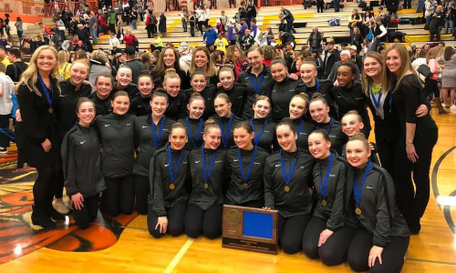 4th Place   Mound Westonka Hawkettes  | Section 3AA Champion   Roster  |  Website    Team Twitter  |  School Twitter  |  Students Twitter  |  Team FB  |  School FB  |  Instagram