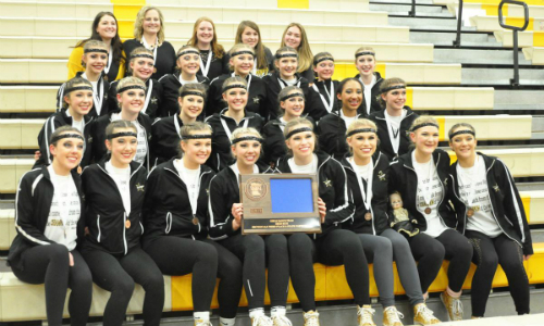 Hutchinson  | Section 3AA - 3rd Place   Roster    | Website   Team Twitter  |  School Twitter  | Students Twitter | Team FB | School FB |  Instagram    Hutch Leader Story