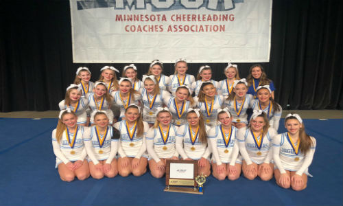 Class AA Tumbling 2 Champion - Jefferson