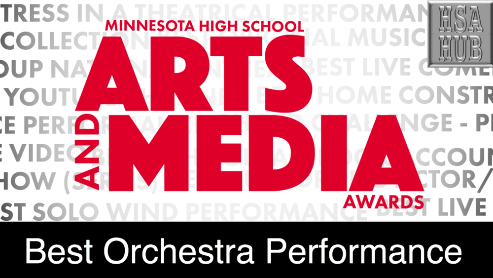 9. Best Orchestra Performance    Rules & Guidelines     Sample Video:   Buffalo High School Orchestra