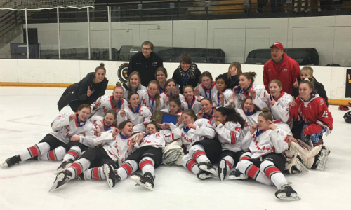 #3 Mound Westonka | Section 2A Champion    Roster  |  Schedule / Results  |  Website  |  Media Guide    Team Twitter  |  School Twitter  | Students Twitter | Team FB |  School FB  |  Instagram   Quarterfinal result:  W, 4-2  vs. Mankato East  Semifinal result:  L, 1-11  vs. Breck