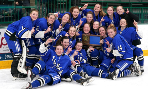 #5 Minnetonka | Section 2AA Champion    Roster  |  Schedule / Results  |  Website  |  Media Guide    Team Twitter  |  School Twitter  |  Students Twitter  | Team FB |  School FB    Star Tribune Story   Quarterfinal result:  W, 7-4  vs. Maple Grove  Semifinal result:  L, 1-2  vs. Edina