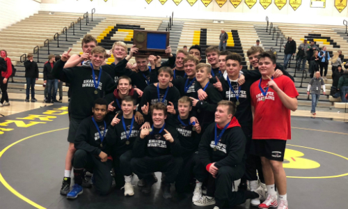 #1 Shakopee    Section 2AAA Champion   Roster     Schedule / Results     Website    Team Twitter     School Twitter     Students Twitter     Team FB     School FB    Sun This Week Story