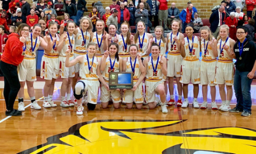 Mountain Iron-Buhl | Section 7A Champion    Roster  |  Schedule / Results  | Website |  Media Guide    Team Twitter  | School Twitter | Students Twitter | Team FB |  School FB    Duluth News Tribune Story   Quarterfinal result: 48-50 loss vs Goodhue -  Box Score   Consolation Semifinal result: 69-68 vs. BOLD -  Box Score