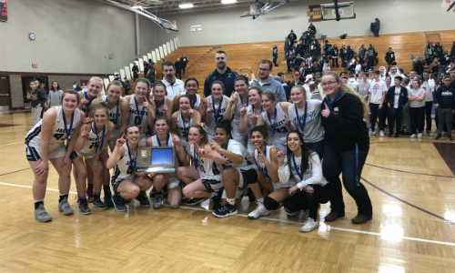 Hibbing | Section 7AAA Champion    Roster  |  Schedule / Results  |  Website  |  Media Guide   Team Twitter |  School Twitter  | Students Twitter | Team FB |  School FB    Duluth News Tribune Story   Quarterfinal result: 53-61 vs. DeLaSalle -  Box Score   Consolation Semifinal result: 63-58 vs. Fergus Falls -  Box Score