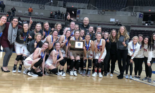 Lakeville North | Section 1AAAA Champion    Roster  |  Schedule / Results  |  Website  |  Media Guide    Team Twitter  |  School Twitter  |  Students Twitter  |  Team FB  |  School FB  | Instagram  Quarterfinal result:  L, 46-68  vs. Hopkins  Consolation Semifinal result: 26-47 -  Box Score