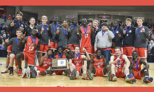 #3 Austin | Section 1AA Champion    Roster | Schedule / Results  | Website |  Media Guide    Team Twitter  |  School Twitter  |  Students Twitter  |  Team FB  |  School FB  |  Instagram    KAAL Video    Quarterfinal result: 68-52 win vs.  Monticello  -    BOX SCORE    |    KAAL Story/Video     Semifinal result: 79-69-79 loss vs.  Waseca  -    BOX SCORE    3rd Place result: 88-76 win vs Princeton