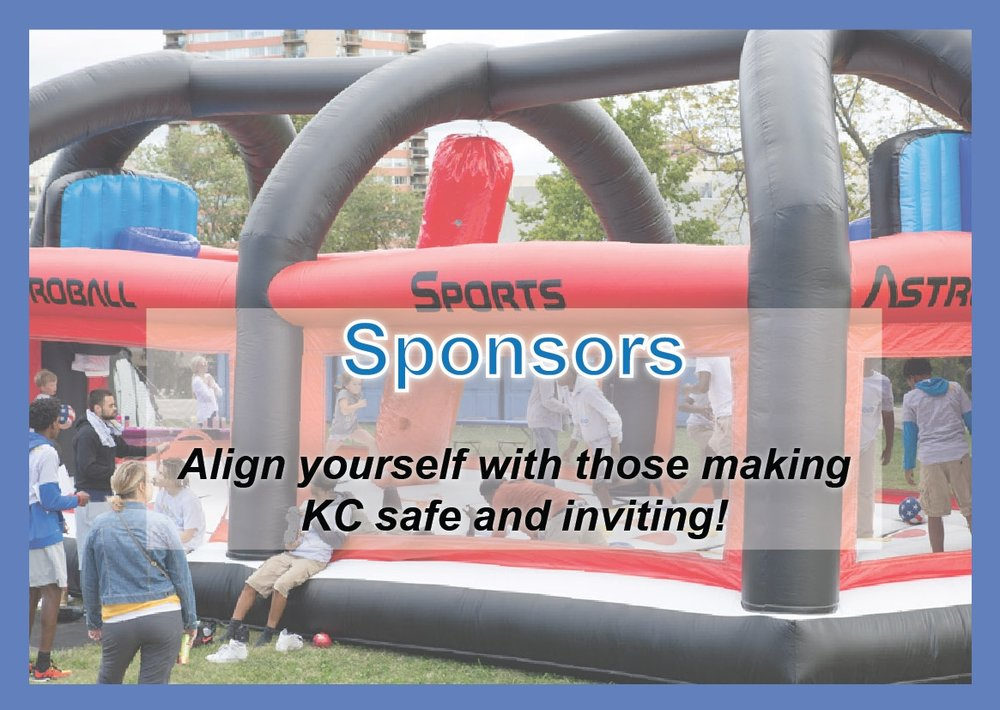 Family Fun |  Align yourself with those making KC safe & inviting