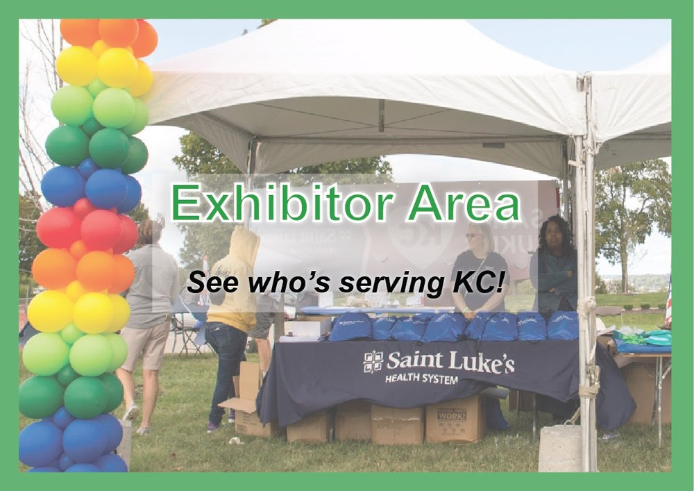 Exhibition area |  See who's serving Kansas City!