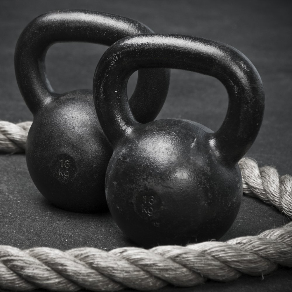 KETTLEBELL TRAINING  -