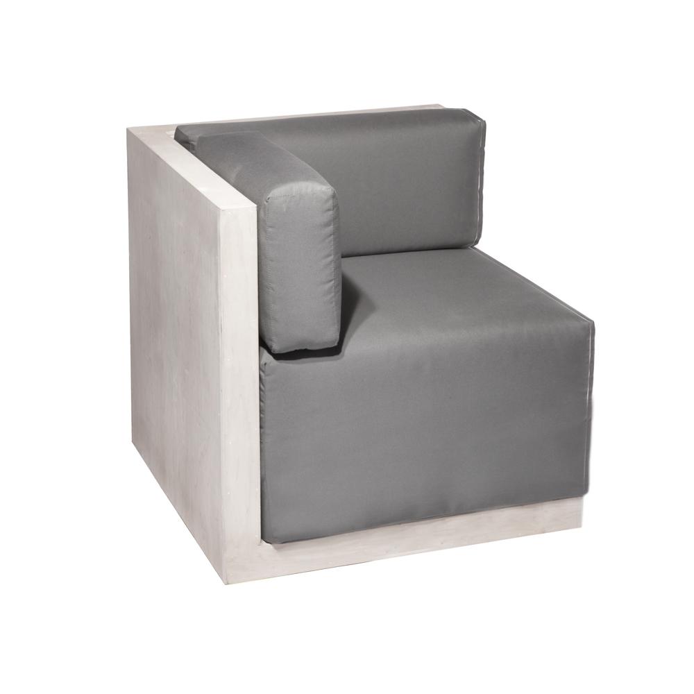 Superieur Modern Outdoor Corner Chair Section