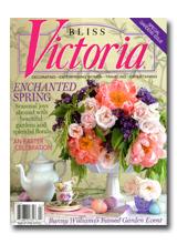 Victoria Magazine cover