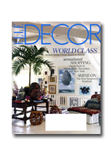 Pennoyer Newman in Elle Decor