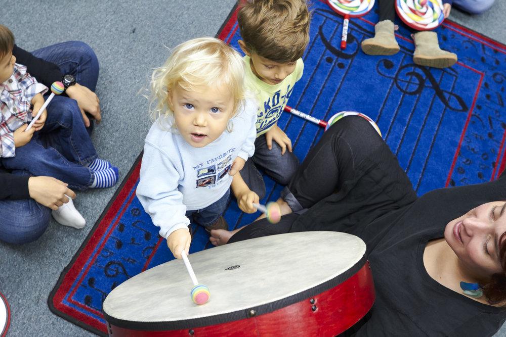 early Childhood Development -