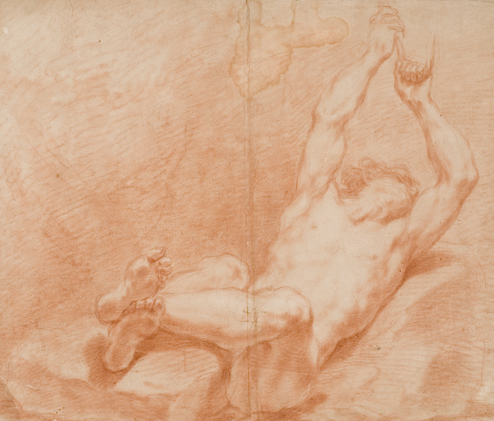 Academic Drawing, 18th Century, French School