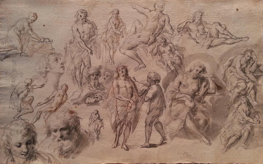 Bartholomaeus Ignaz Weiss (German, 1730-1814/15).