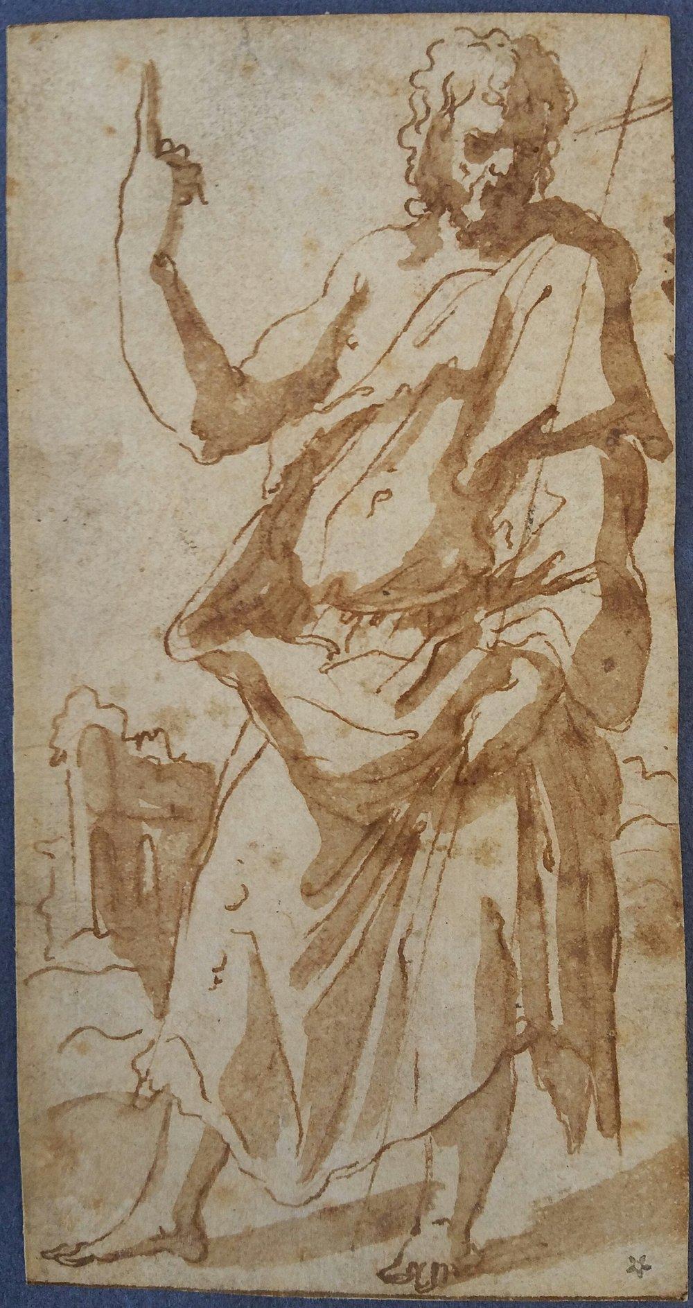 Carlo Bononi,  St. John the Baptist