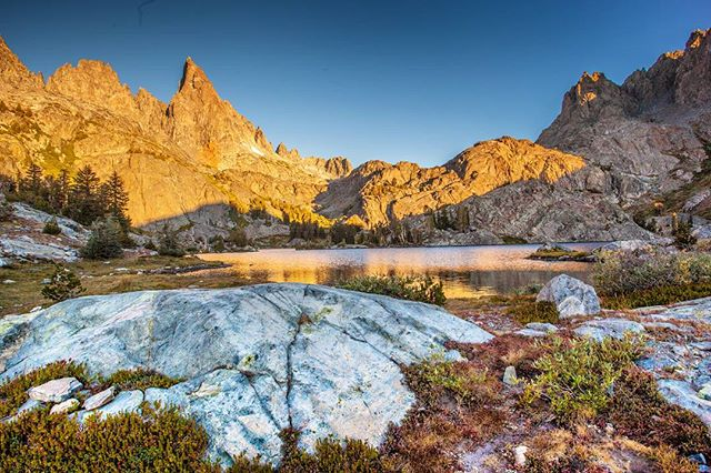 Adventure in the Sierra Nevada Mountains #anseladamswilderness #backpacking #adventure