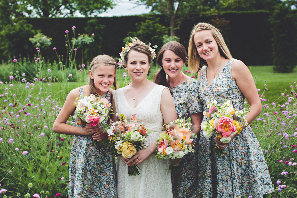 Humbelle - handmade bridesmaid dresses