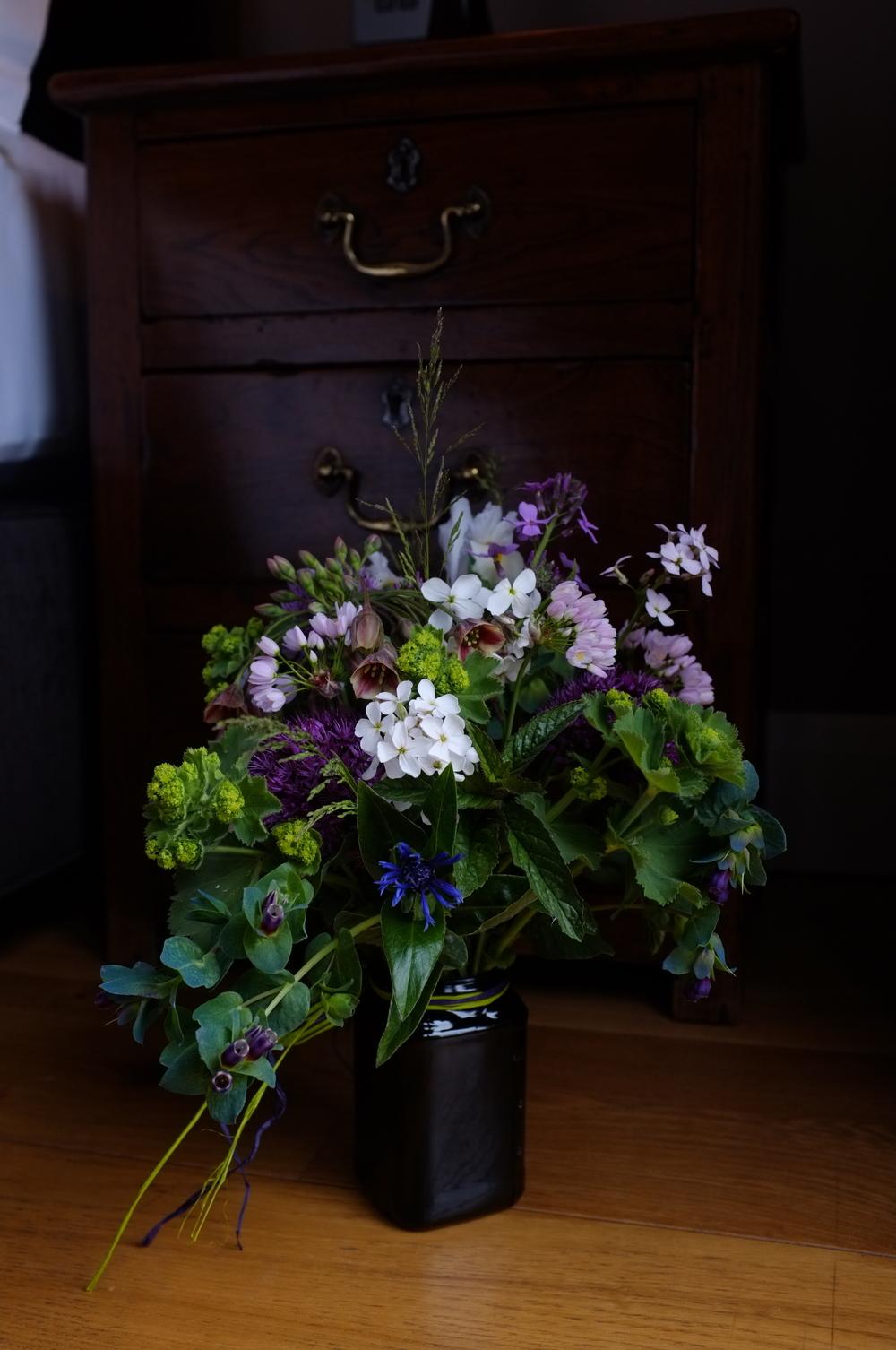 Flowers by Sara Willman
