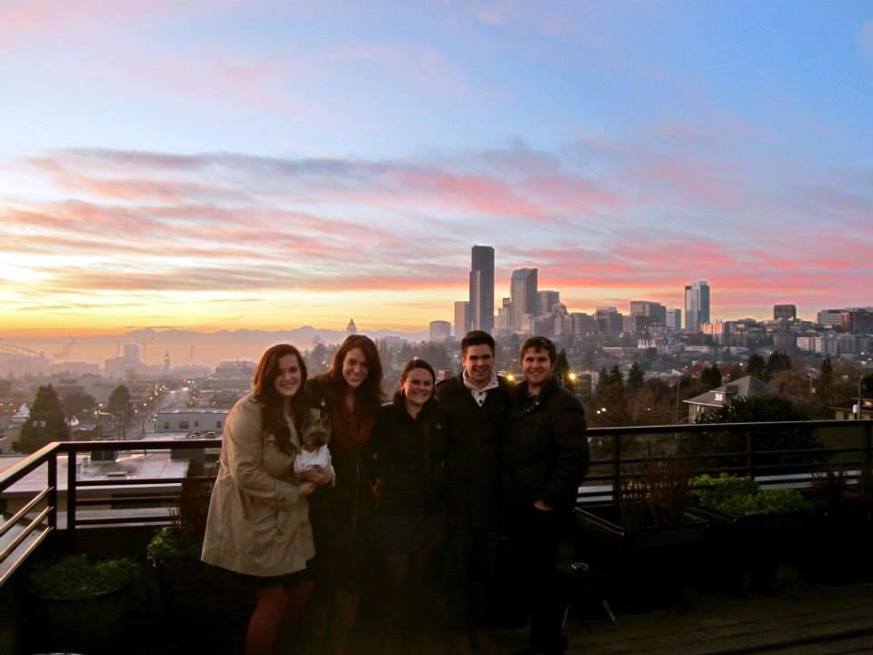 Group Thanksgiving 2013