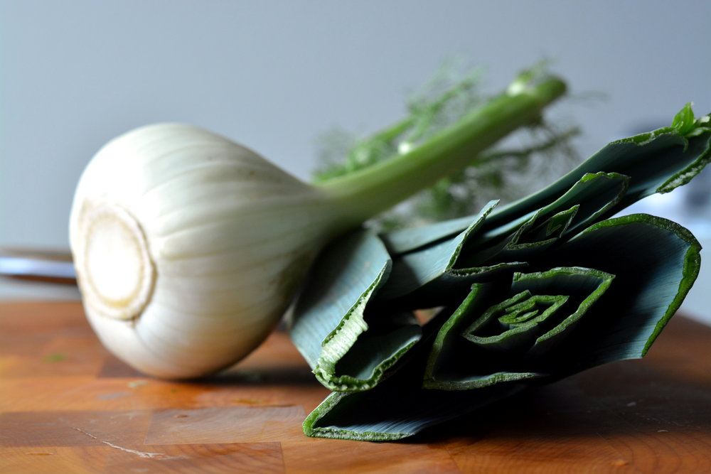 Fennel and Leek.JPG