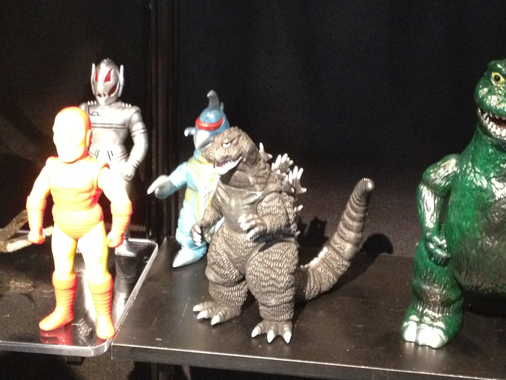 Godzilla Vinyl Wars