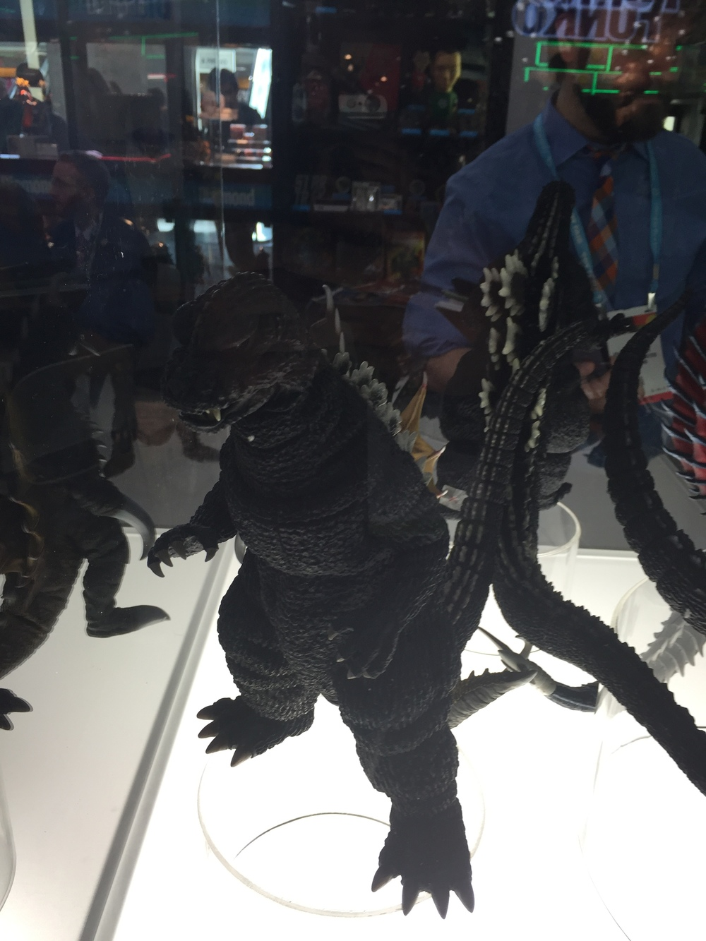 Godzilla'84 No ETA, No MSRP. MAY have a hinged jaw joint...