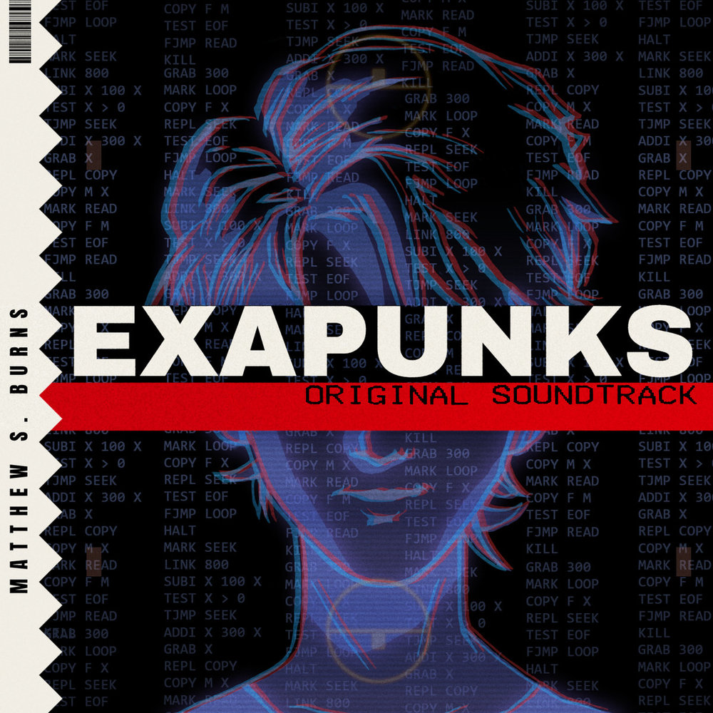 EXAPUNKS Original Soundtrack